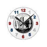 Alabama Quarter Clock