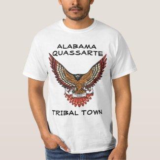 Alabama Quassarte Tribal Town Tshirts