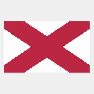 Alabama Rectangular Sticker
