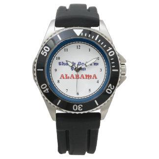 Alabama Relojes De Pulsera