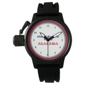 Alabama Reloj De Mano
