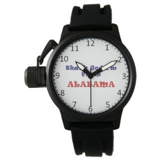 Alabama Reloj