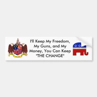 Alabama Republican Bumper Stickers