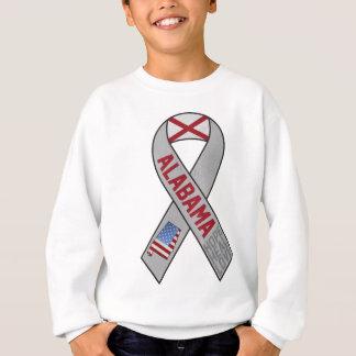 Alabama Ribbon of Support Sweatshirt