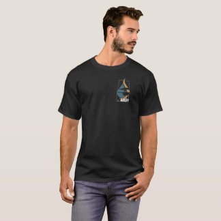 ALABAMA RSFP - BLACK T-SHIRT