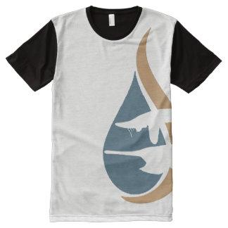 Alabama RSFP - FULL LOGO T All-Over-Print Shirt