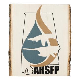 Alabama RSFP - Wood Plaque Wood Panel