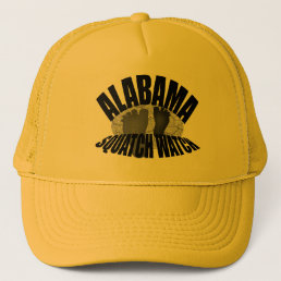 Alabama Sasquatch Watch Hat