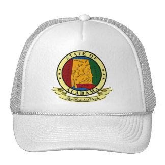 Alabama Seal Trucker Hat