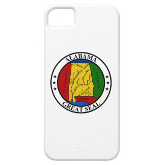 Alabama seal united states america flag symbol rep iPhone SE/5/5s case