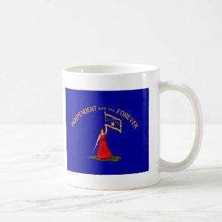 alabama secession flag coffee mug