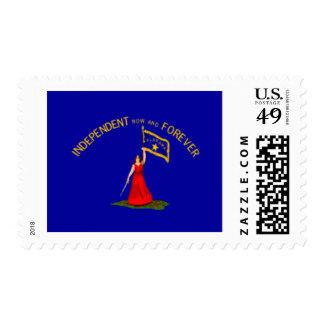 alabama secession flag postage