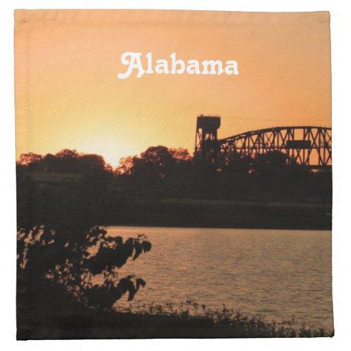 Alabama Servilleta