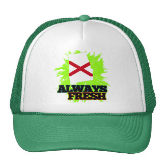Alabama siempre fresca gorra