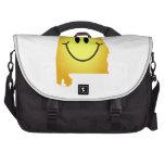 Alabama Smiley Face Bag For Laptop