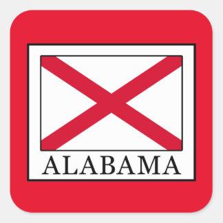 Alabama Square Sticker