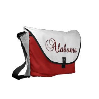 Alabama State Capital Building Messenger Bag