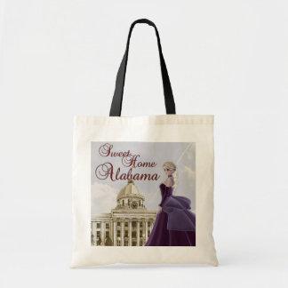 Alabama State Capital Building Souvenir Hand Bag