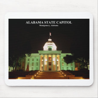 ALABAMA STATE CAPITOL MOUSE PAD