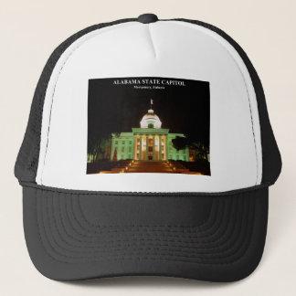 ALABAMA STATE CAPITOL TRUCKER HAT