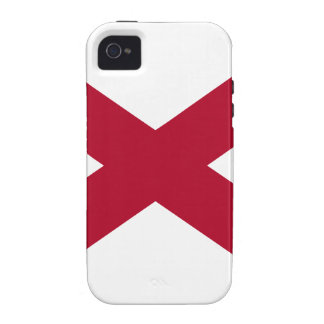 Alabama State Flag Case For The iPhone 4