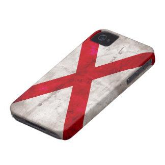 Alabama State Flag Case-Mate iPhone 4 Cases