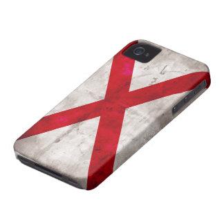 Alabama State Flag iPhone 4 Case