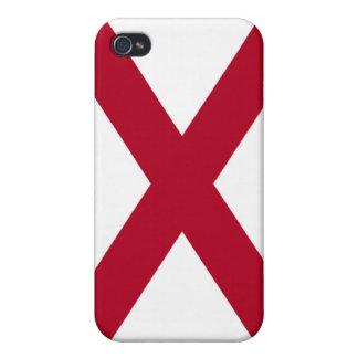 Alabama State Flag iPhone 4/4S Case