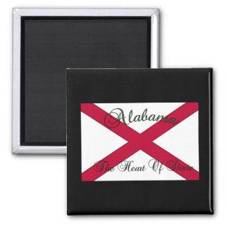 Alabama State Flag Magnet