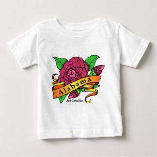 Alabama State Flower Baby T-Shirt