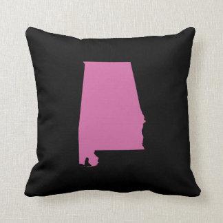 Alabama State Pillows - Decorative & Throw Pillows Zazzle
