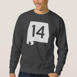 Alabama State Route 14 Sweatshirt