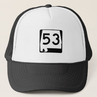 Alabama State Route 53 Trucker Hat