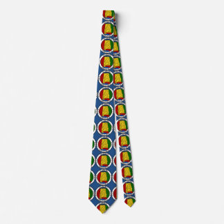 ALABAMA STATE SEAL NECK TIE