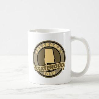 Alabama Statehood Coffee Mug
