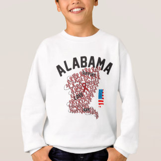 Alabama Support 2011 Sweatshirt