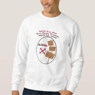 Alabama Tax Day Tea Party Protest Sweatshirt