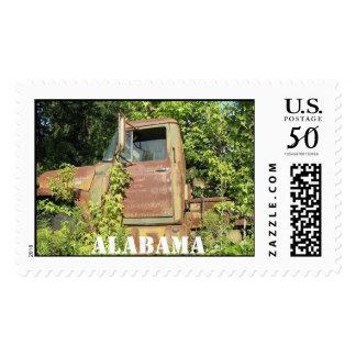 Alabama Transportation Postage