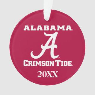 Alabama una marea carmesí