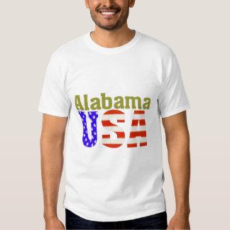Alabama USA! T-shirts