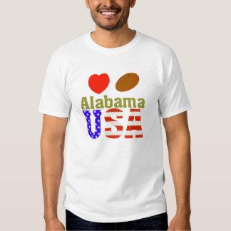 Alabama USA! Tee Shirts
