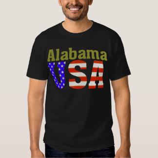 Alabama USA! Tshirts