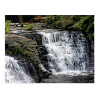 Alabama Water Fall Postcard