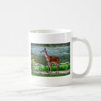 Alabama Whitetail Deer Doe Coffee Mug