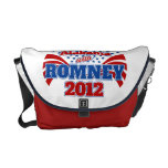 Alabama with Romney 2012 Courier Bags