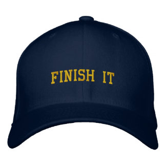 Alabama Womens Softball Motto Embroidered Hat