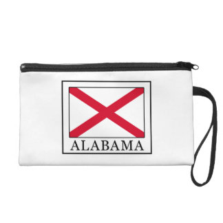 Alabama Wristlet Purse