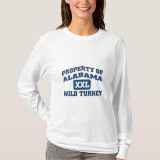 Alabama XXL Wild Turkey T-Shirt