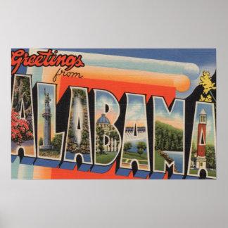 AlabamaLarge Letter ScenesAlabama Poster