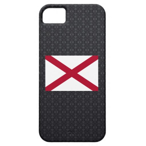Alabaman flag iPhone 5 case